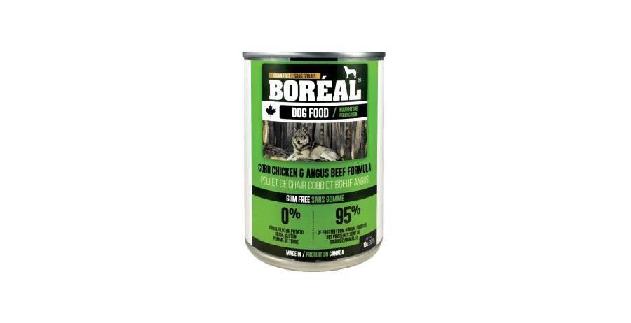 Boreal Dog Cobb Chicken & Angus Beef Formula 13oz-3