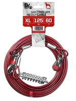 Xlg Trolley 60ft/10ft Tie Out