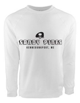 Sandy Pines - French Terry Raglan