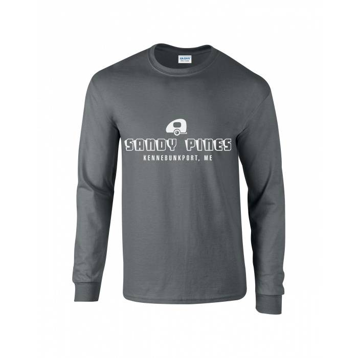 Sandy Pines  Long sleeve with trailer