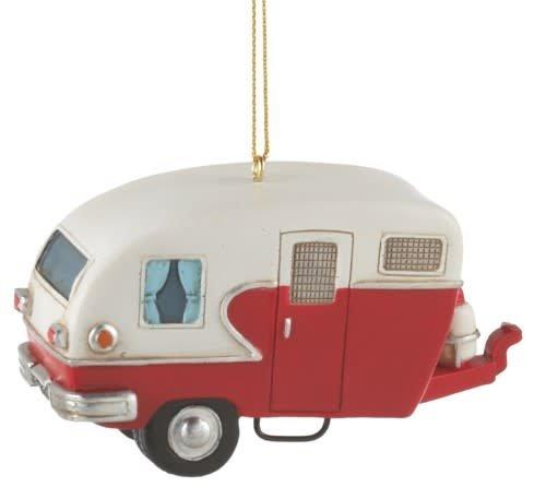 Vintage Camper Ornament