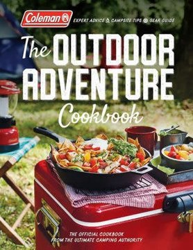 The Outdoor Adventure Cookbook from Coleman