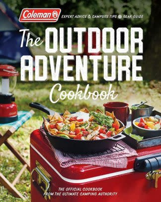 The Outdoor Adventure Cookbook from Coleman