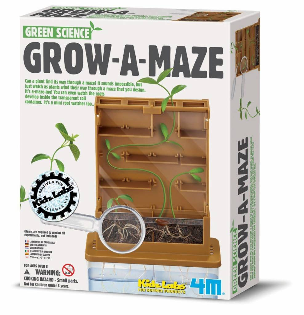 Grow-A-Maze Green Science