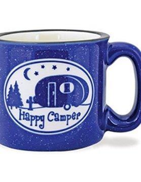 Happy Camper Speckled Mug