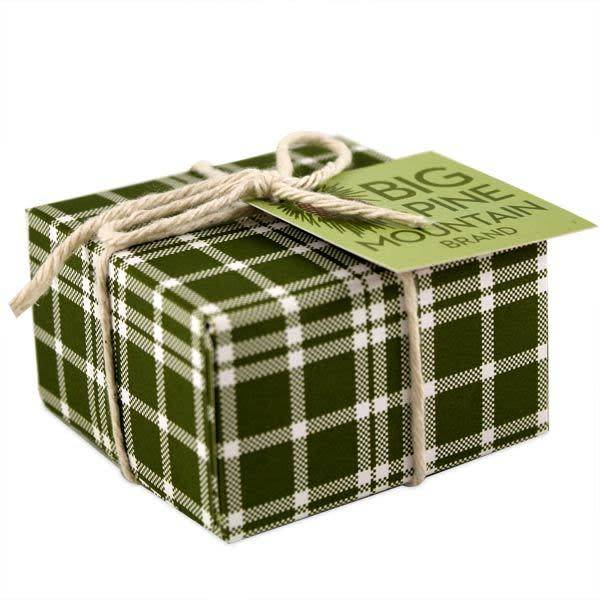 KalaStyle Big Pine Plaid Soap