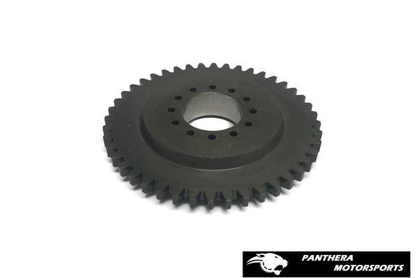 Oneway gear/flange assembly - Panthera flywheel