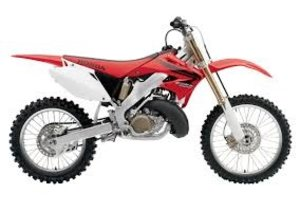 CR250 (1987-2001) - Electric starter - Pre Order