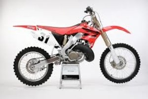 Copy of CR2500 (1990-2001) - Electric starter - Pre Order