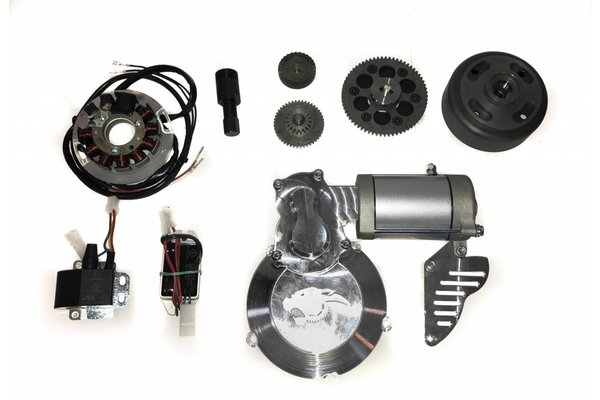 KAW01 - KX500 Electric start kit
