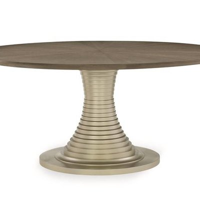 Caracole Uptown Round Dining Table