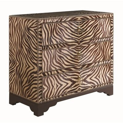 Chaddock Chaddock Collection Sanibel Chest (Hair On Hide)