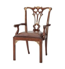 Theodore Alexander The Chippendale Armchair