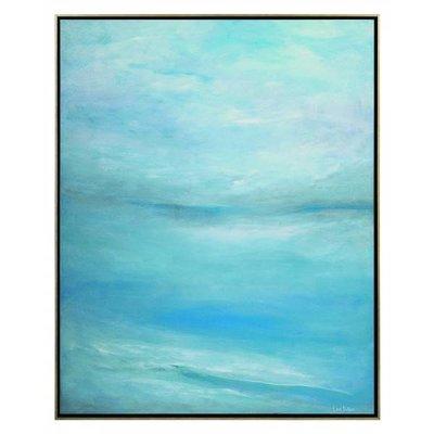 John Richard 57.75x73x3 LORI DUBOIS' OCEAN SERENADE