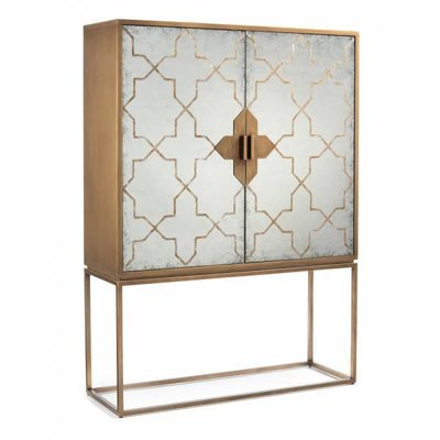John Richard 75x54x19 ROMA CABINET ON STAND