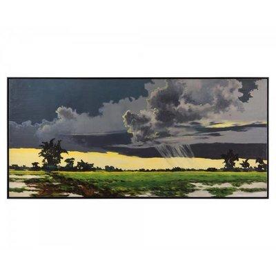 John Richard 81x37x2 TOMMY GOODMAN'S DELTA RAIN