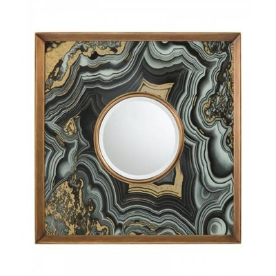 John Richard Agate Mirror