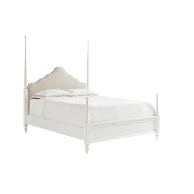 Stone & Leigh Stone & Leigh Upholstered Panel Bed Queen