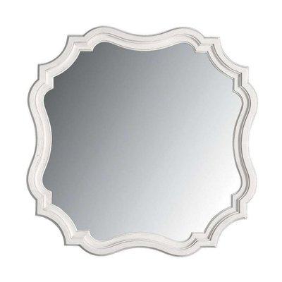 Stanley Piecrust Mirror