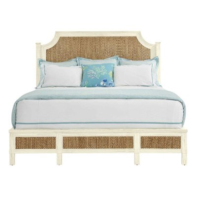Stanley Coastal Living Resort Water Meadow Woven Bed King Size