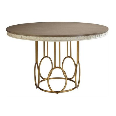Stanley Venice Beach Round Dining Table