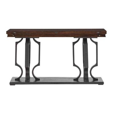 Stanley Flip Top Console Table