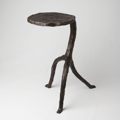 Global Views ~Walking Sticks Table-Bronze