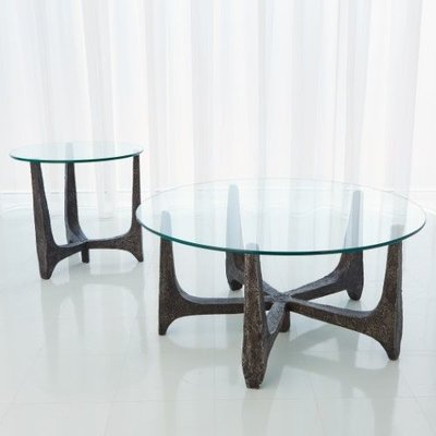 Global Views ~Serpa Cocktail Table