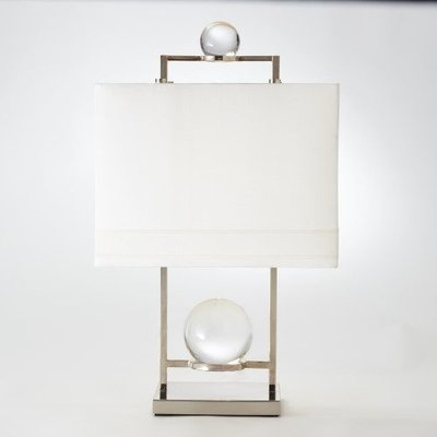 Global Views ~Fortune Teller Table Lamp
