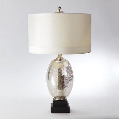 Global Views ~Illuminated Oval Lamp
