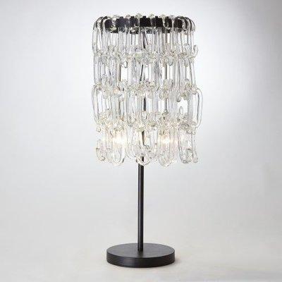 """Global Views ~36"""" C Table Lamp"""