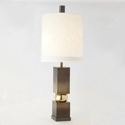 Global Views ~Squeeze Lamp-Brass/Bronze