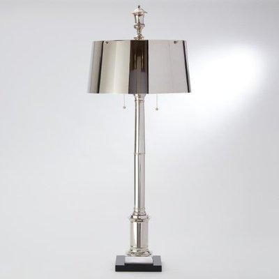 Global Views ~Library Lamp-Nickel