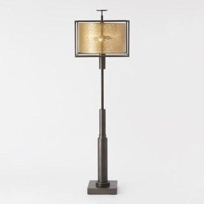 Global Views ~Bambooesque Lamp-Nickel