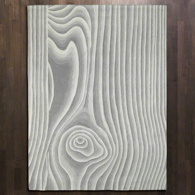 Global Views ~Wood Grain Rug-9' x 12'