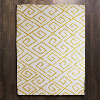 Global Views ~Maze Rug-Solar-8' x 10'