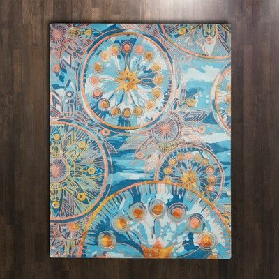 Global Views ~Indie Rug-9' x 12'