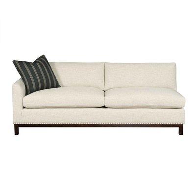 Resource Decor Hudson Sofa - Left Arm Facing  / Wood Base / Grade 1