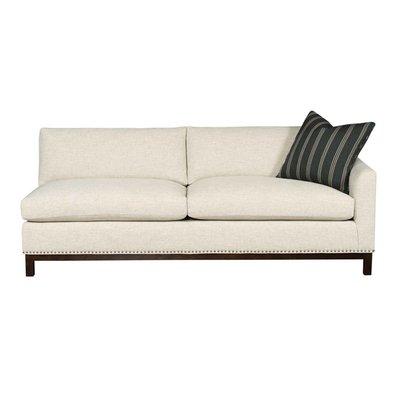 Resource Decor Hudson Sofa - Right Arm Facing / Wood Base / Grade 1
