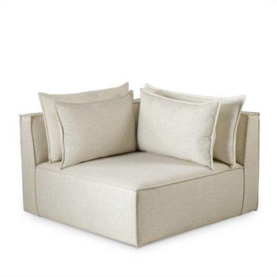 Resource Decor Charlton Modular Sofa 1-Seat Corner / Grade 1