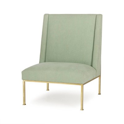 Resource Decor Mighty Lounge Chair - Nina Celery