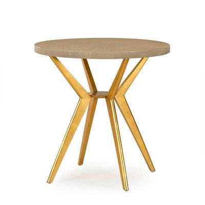 Resource Decor Hines Side Table - Round