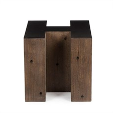 Resource Decor Alphabet Side Table  - Letter H