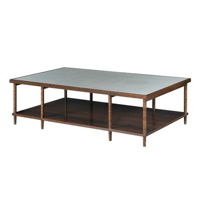 Resource Decor Herringbone Coffee Table