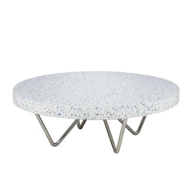 Resource Decor Terrazzo Coffee Table - Round