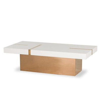 Resource Decor Band Coffee Table - Rectangle