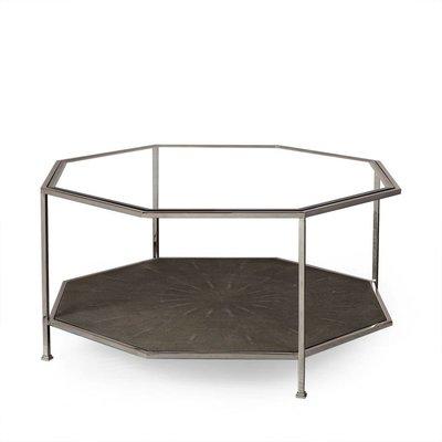 Resource Decor Hexagonal Coffee Table