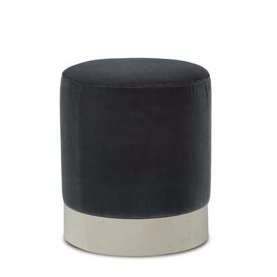 Resource Decor Morrison Ottoman - Round / Velvet
