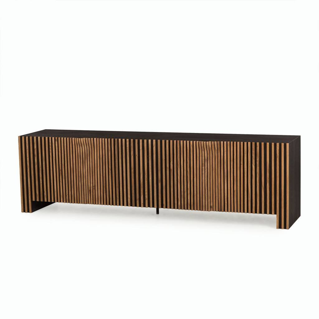 Resource Decor Angelica Media Console - 4 Door