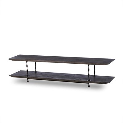 Resource Decor Natal 2 Tiered Media Console